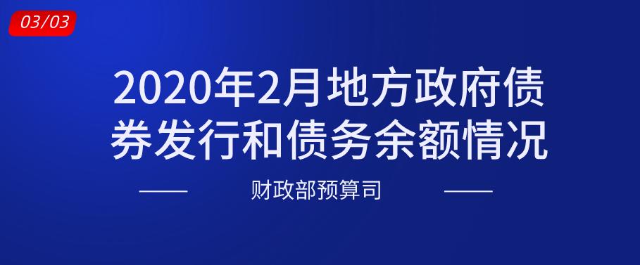 2020年2月地方政府债券发行和债务余额情况.png