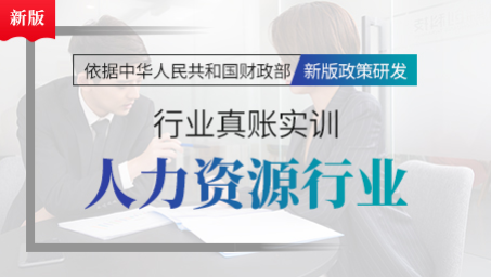 人力资源行业会计核算流程和涉税实务的介绍